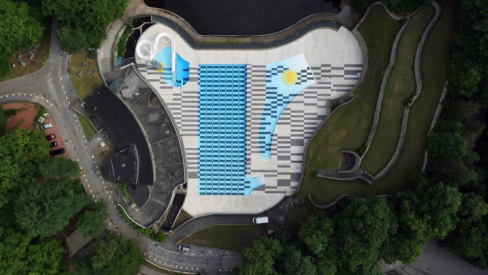 Centre Aquatique de Marcinelle