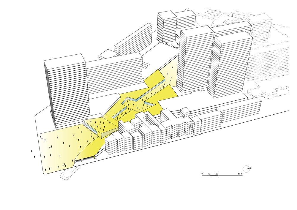 Urbanisme Gobelins à Paris