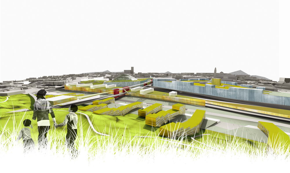 Urbanisme à Charleroi Expo
