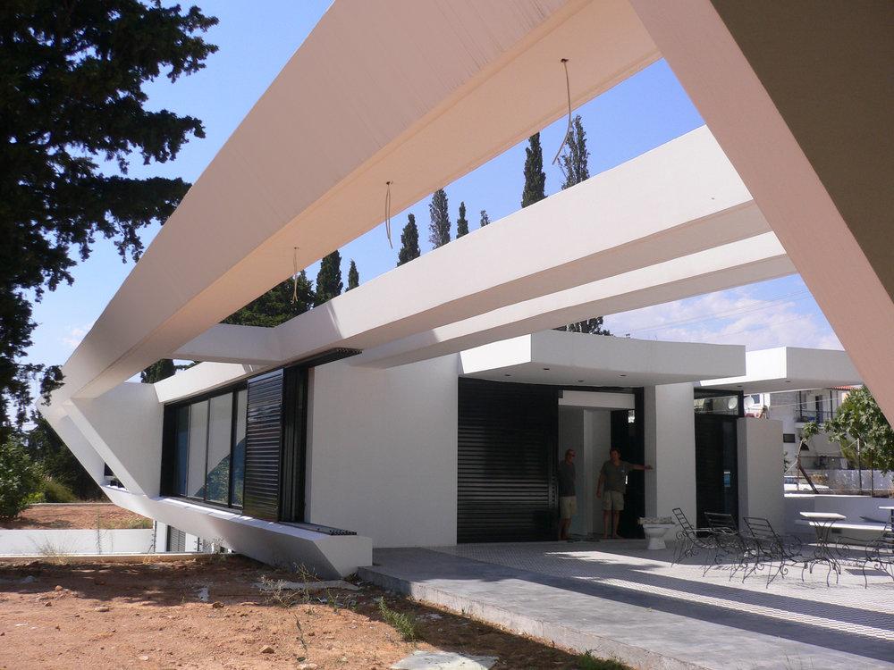 Villa KRZ en Grèce