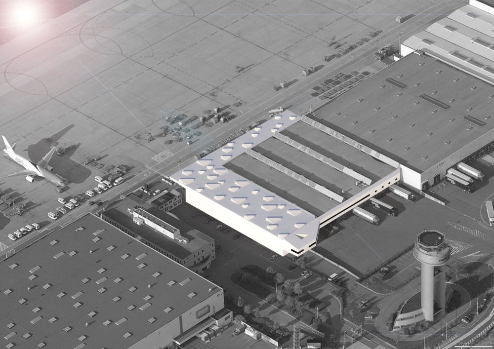 110429 Business Park Airport à Liège