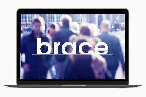 BRACE ORGANISATIEONTWIKKELING  WEBSITE