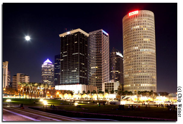 Full moon over downtown tampa.jpg
