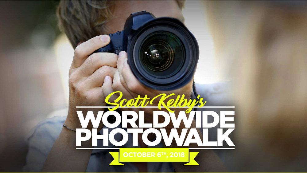 2018 Kelby Worldwide Photowalk in Tampa