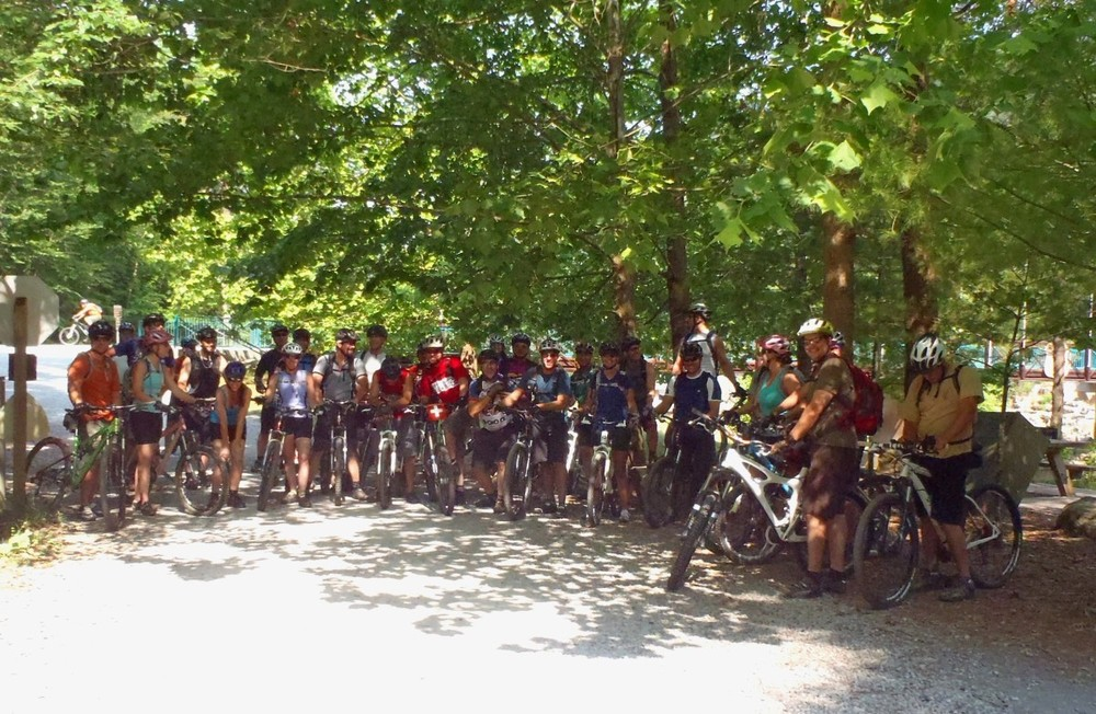 Tanasi Group Ride 2011