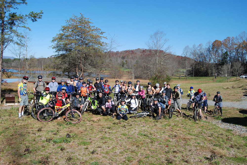 Jack Rabbit Group Ride