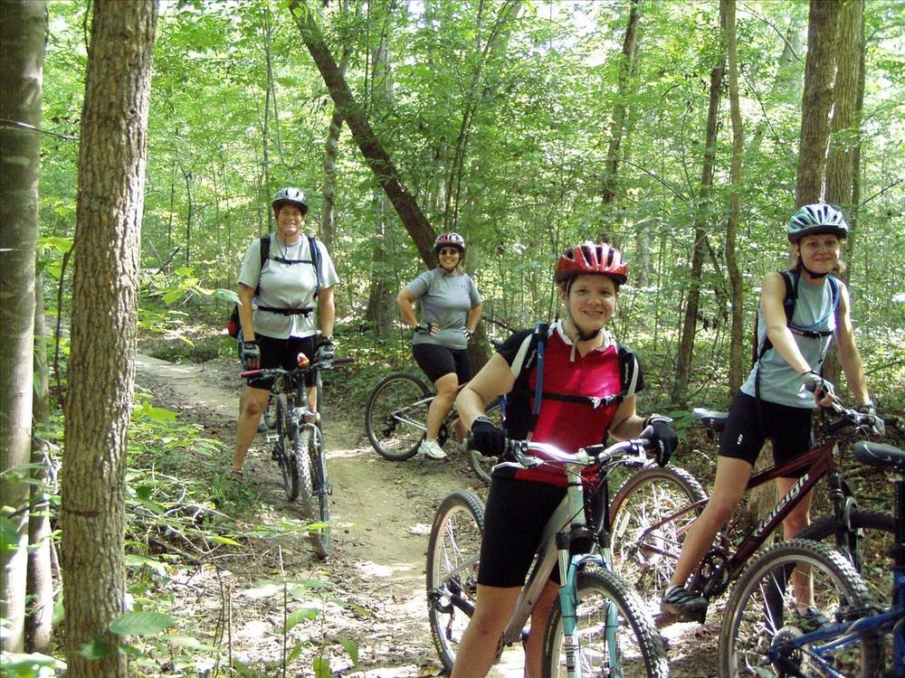 Women's Skills Clinic 2006
