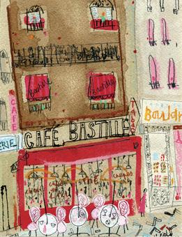 Café Bastille