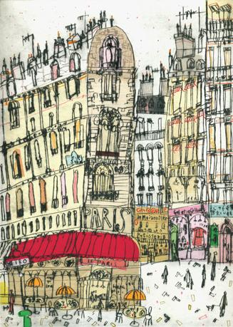 Corner Café Paris