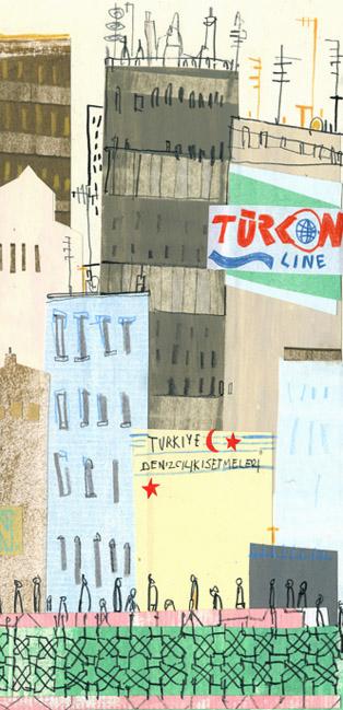 Turkon Line