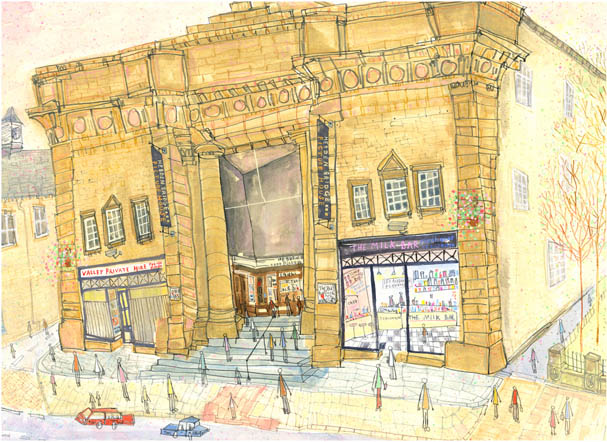 The Picture House Hebden Bridge