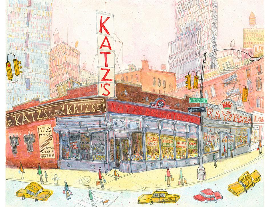 KATZ DELI NYC