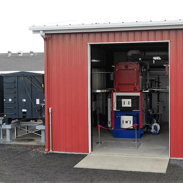 We're pleased to announce that the #harneycommunityenergy district heating project in Burns, OR has passed another milestone, with the local community taking over ownership and long-term operations. The High Desert Biomass Cooperative was formed for the express purpose to own and operate the biomass system, a true model of #communityenergy. Craft3, @meyermemorialtrust, and @odoenergy tax credits helped to make the ownership transfer possible. We hope to see many more projects like this one in the near future! #biomassdoneright #hogfuel