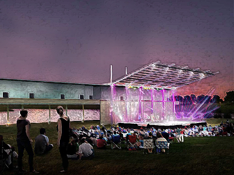Levitt Pavilion, Houston, Texas - Opening 2020 levitthouston.org