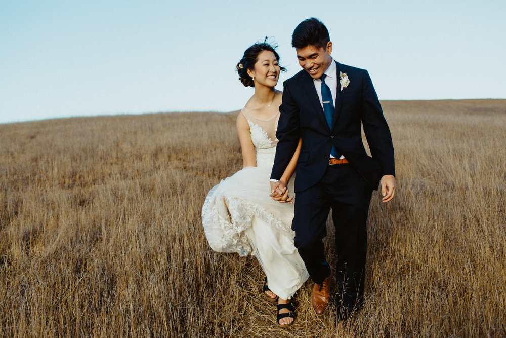 Why I'm a wedding photographer -