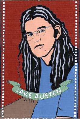 Jake Austen,Illustration by Derek Erdman