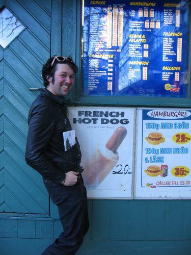 Mr. Stix's French Hot Dog
