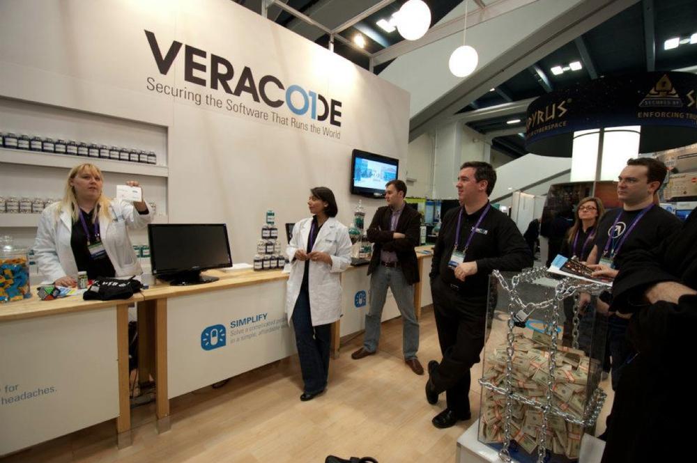Veracode 20' x 20'