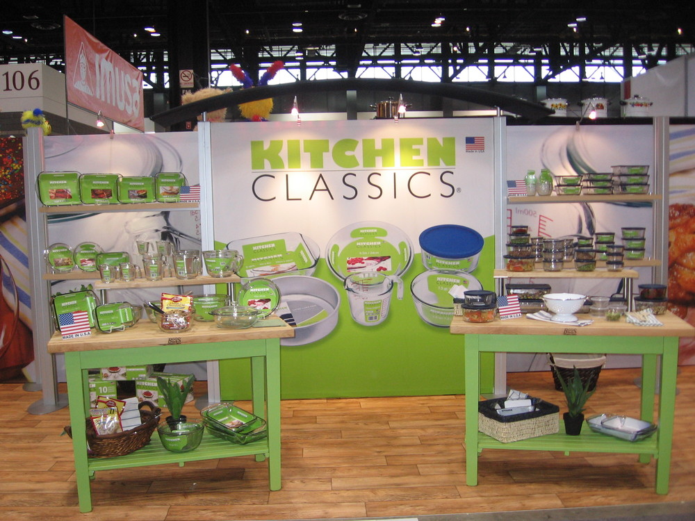 Kitchen Classics 10' x 30'