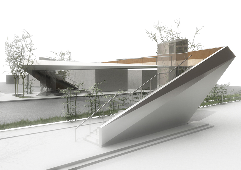 "FOOTBRIDGE Z PROJECT: 4rth AWARD IN THE EUROPEAN ARCHITECTURAL COMPETITION ""FOOTBRIDGE IN KYPRIANOU AVENUE"""