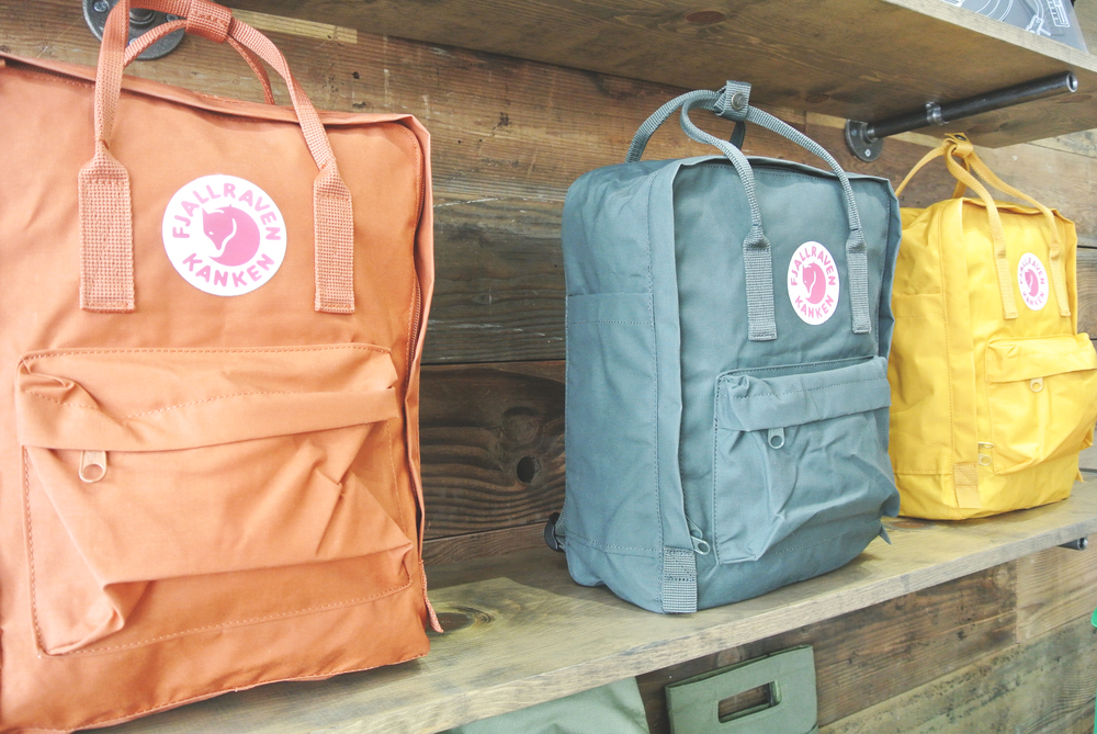 Fjällräven Kanken Backpacks