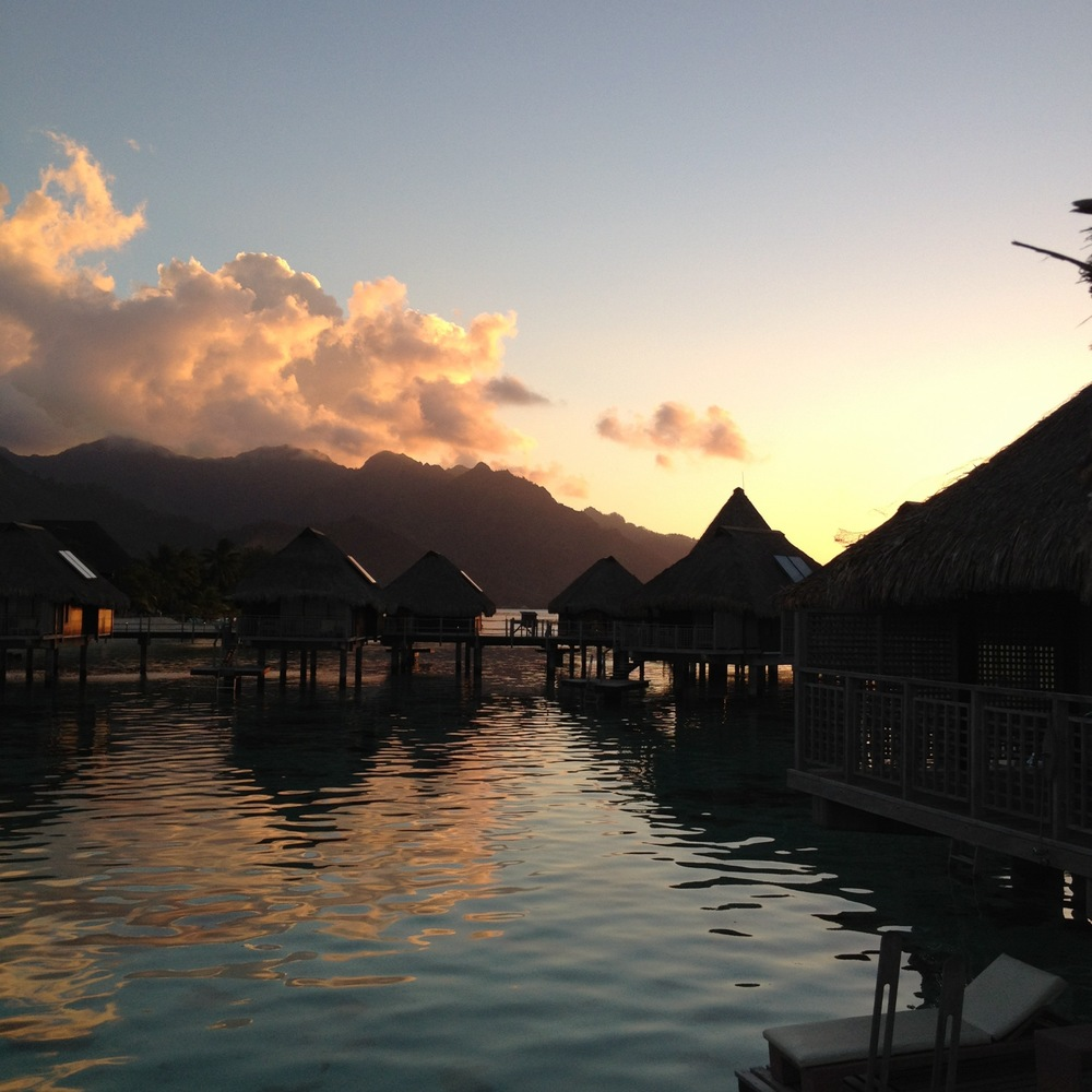 Moorea - A place you must visit once in your life.
