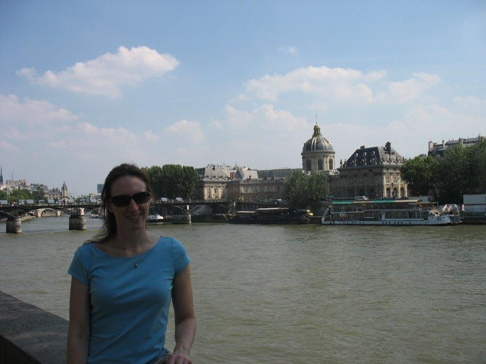 The River Seine, 2008
