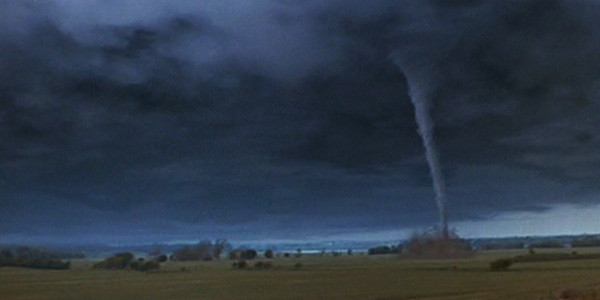 Twister. I worked on the film at ILM.