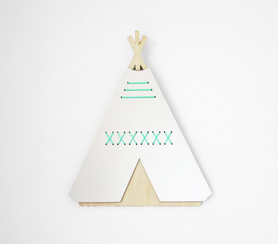 MIROIR_TIPI-vert-mint_bois-enfant-decoration
