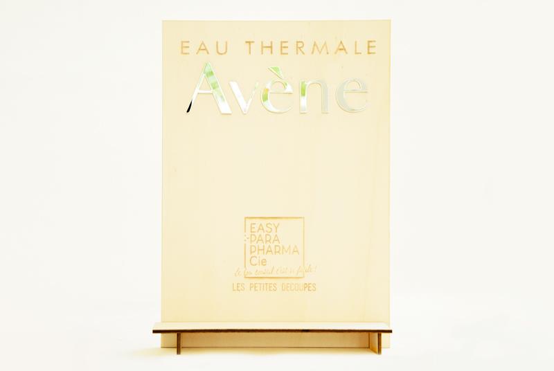 panneau - pancarte -plaque - logo -decoupé - gravé - bois -sur-mesure - marque -magasin - decoration - events