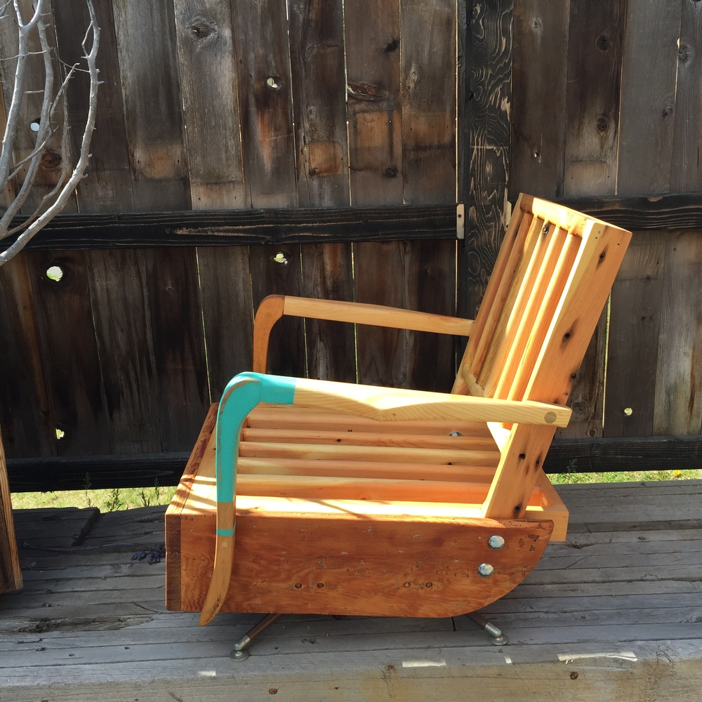 Blog connell hull company for Reclaimed wood furniture bend oregon