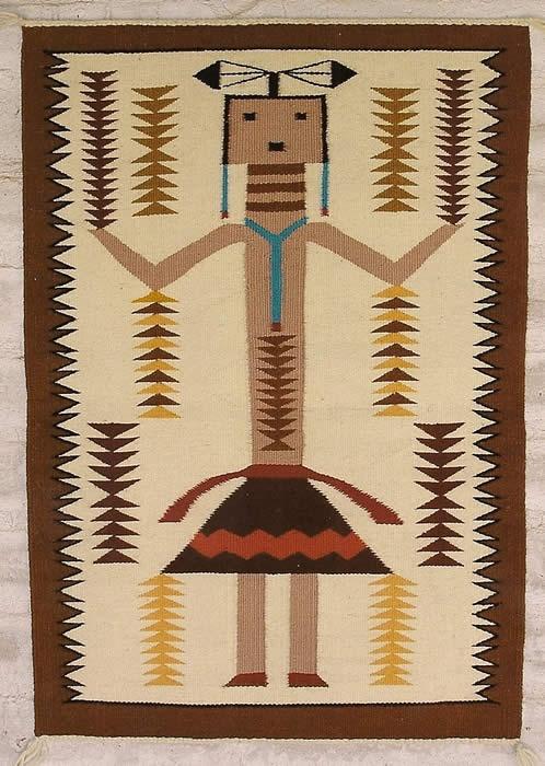 contemporary navajo rugs ~
