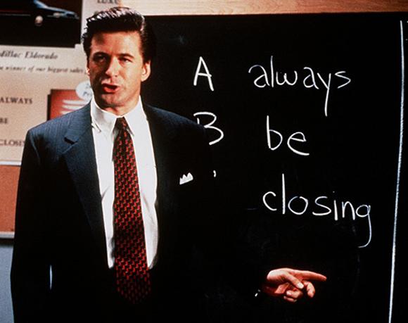 Alec Baldwin. Professional business man.