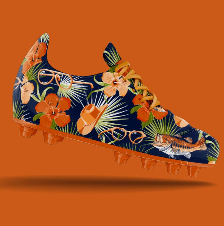 257761023224 NFL Custom Shoes