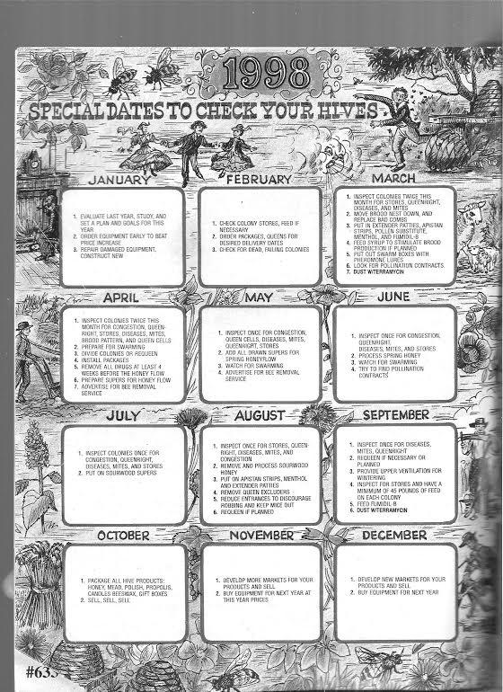 special bee dates calendar.jpg