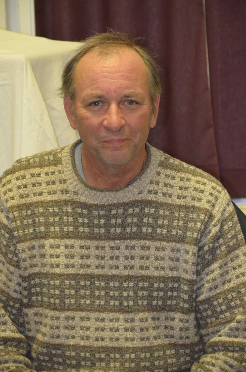 Chuck Cienawski, MCBA President