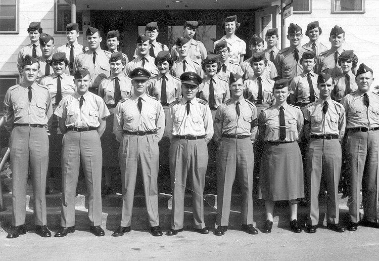 Lac St. Denis Crew, c.1962