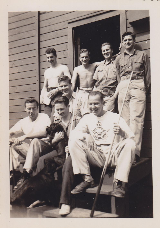 At Marble Island, BC, 1944
