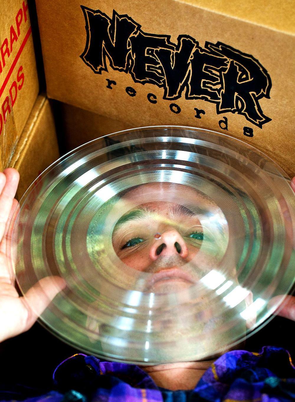 Ted Reiderer : Never Records