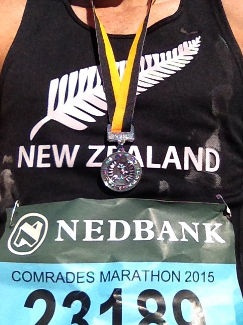 Silver medal, silver fern