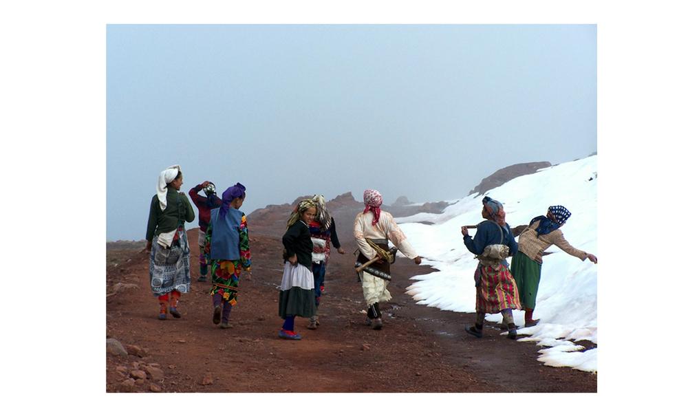 Atlas  Marruecos  2007