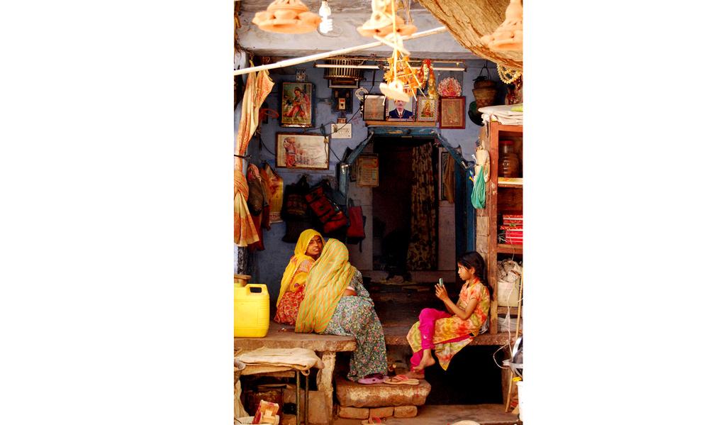 Jodhpur  INDIA 2008