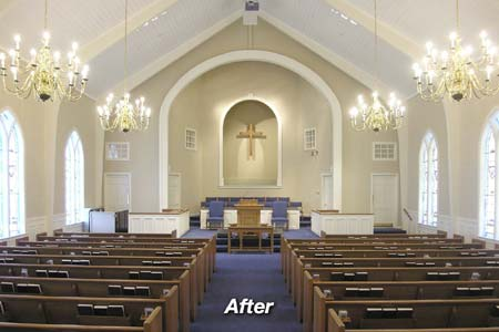 Our Church buildings an impediment to growth? — Be the change