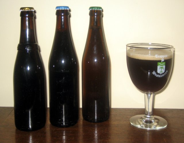 """Westvleteren-beer"" Attribution below."