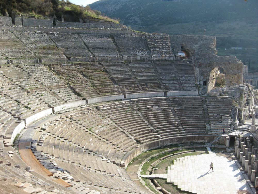 Theatre in Ephesus