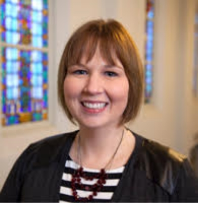 Rev. Beth Evers - August