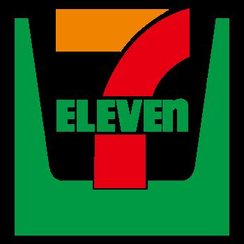 """Seven eleven logo"" by [2] - [1]. Licensed under Public Domain via Commons - https://commons.wikimedia.org/wiki/File:Seven_eleven_logo.svg#/media/File:Seven_eleven_logo.svg"