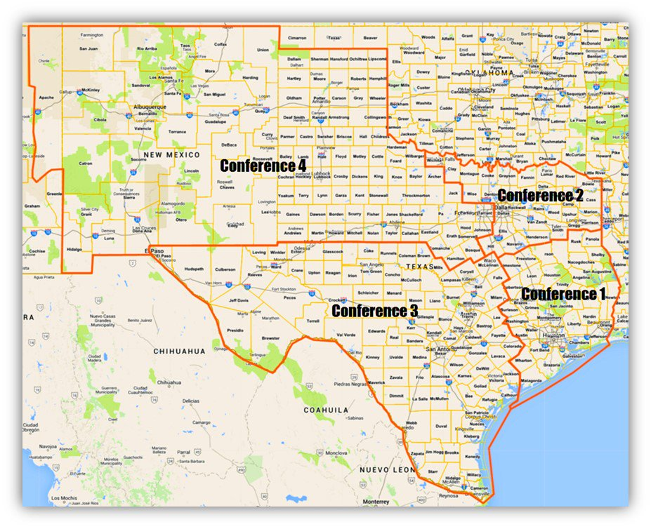 This was the map that was adopted as a starting point for future boundary discussions to happen in the coming years.