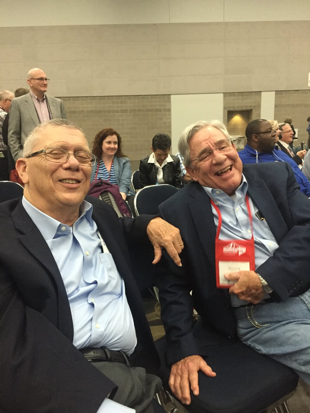 Rev. Charles McClure and Rev. Thomas Q. Robbins. McClure has something to say about the nature of the Church and Robbins has something to say about Evangelism. These are two quality preachers.