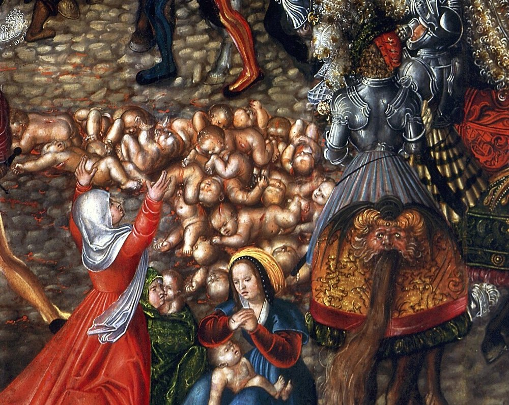 By Lucas Cranach the Elder - Own work (BurgererSF), Public Domain, https://commons.wikimedia.org/w/index.php?curid=31394816
